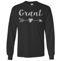 2400 Adult Ultra Cotton™ Long Sleeve T-Shirt Thumbnail